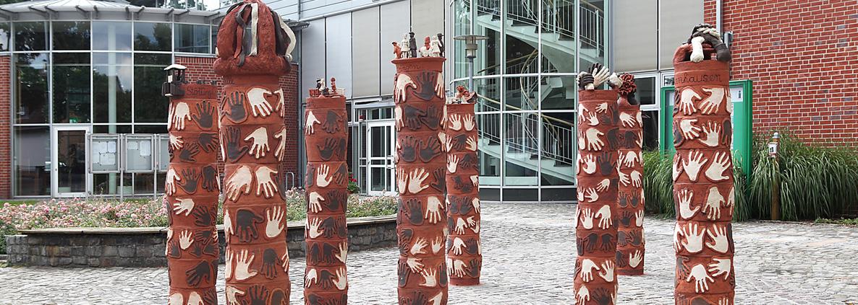 Twistringer Säulen